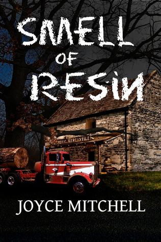 Smell of Resin by Joyce  Mitchell