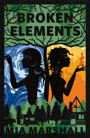 Broken Elements by Mia Marshall