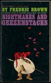Nightmares And Geezenstacks by Fredric Brown