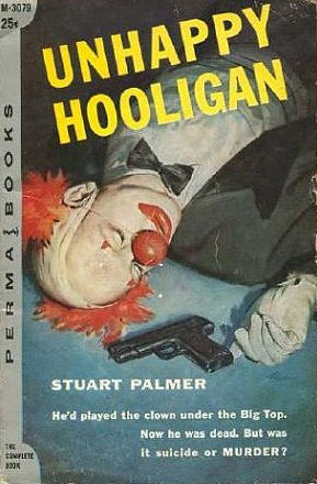 Unhappy Hooligan (Howie Rook Mystery #1)