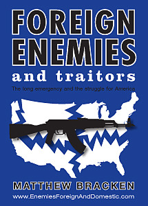 Foreign Enemies And Traitors by Matthew Bracken