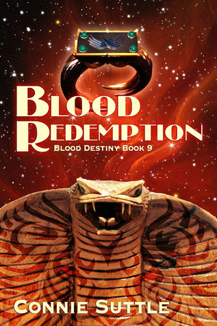Blood Redemption by Connie Suttle