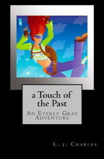 a Touch of the Past (Everly Gray Adventures #3)