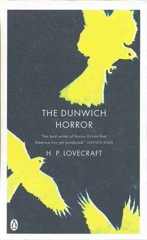 The Dunwich Horror and Other Stories by H.P. Lovecraft