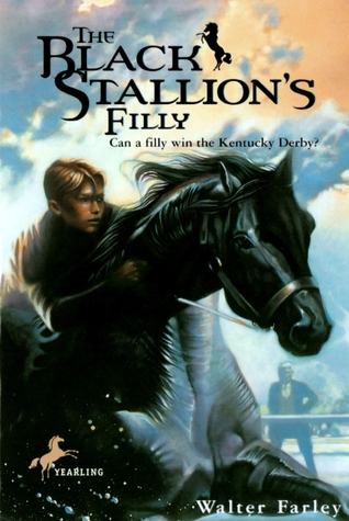 The Black Stallion's Filly by Walter Farley