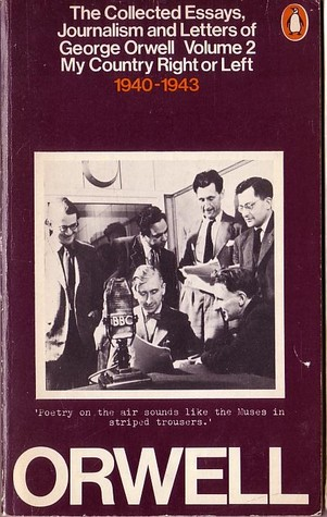 george orwell essays collection