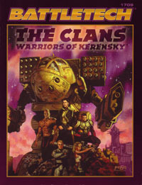 Clans by Chris Hartford