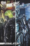 Star Trek: The Next Generation / Doctor Who: Assimilation2 #2