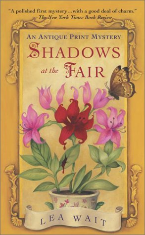 Shadows At The Fair (Antique Print #1)