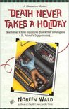 Death Never Takes a Holiday (A Ghostwriter Mystery, #3)
