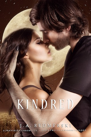 Kindred by J.A. Redmerski
