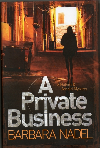 A Private Business (Hakim and Arnold #1)