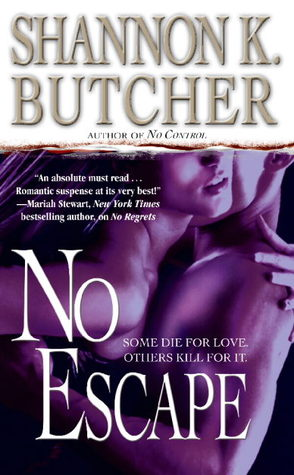 No Escape by Shannon K. Butcher