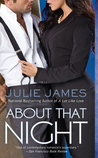 About That Night by Julie James