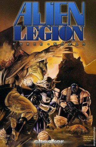 Alien Legion, Vol. 1: Force Nomad (Alien Legion)
