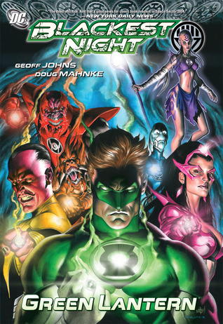 Green Lantern, Volume 9 by Geoff Johns