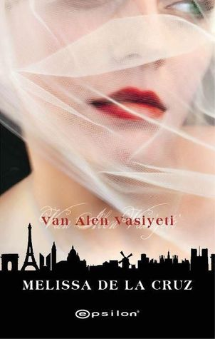 The Van Alen Legacy by Melissa de la Cruz