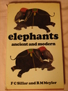 Elephants, Ancient And Modern
