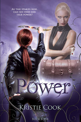 Power by Kristie Cook