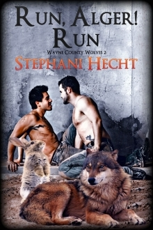 Run, Alger, Run by Stephani Hecht