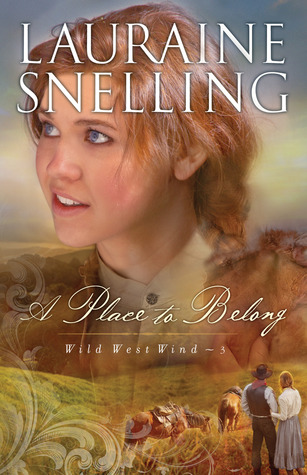 A Place to Belong (Wild West Wind, #3)
