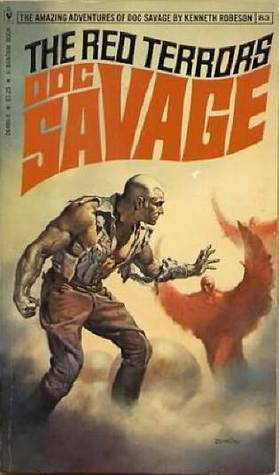 The Red Terrors (Doc Savage #83)