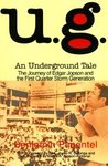 UG, An Underground Tale: The Journey of Edgar Jopson and the First Quarter Storm Generation