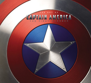 The Art of Captain America by Matthew K. Manning