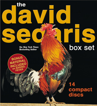 David Sedaris - 14 CD Boxed Set by David Sedaris