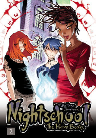 Nightschool: The Weirn Books, Vol. 2