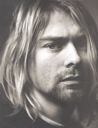 Cobain by Rolling Stone Magazine