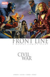 Civil War by Paul Jenkins