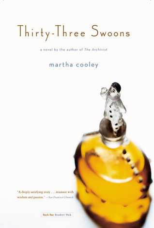 Thirty-three Swoons by Martha Cooley