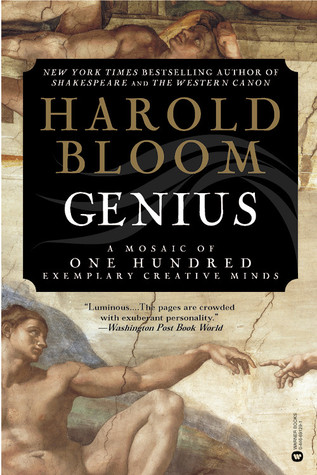 Genius by Harold Bloom