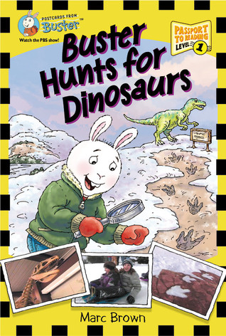 Buster Hunts for Dinosaurs (Passport to Reading: Level 1)