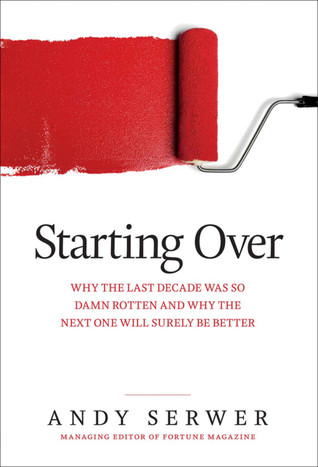 Starting Over by Andy Serwer