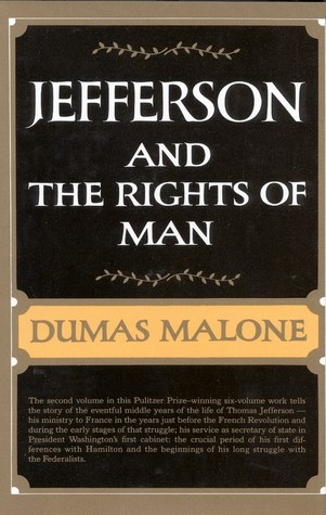thomas jefferson a brief biography an essay written by malone Thomas jefferson, the third president of the united states, was involved in  politics from his early adult years this article covers his early life and career,  through his writing the declaration of independence  jefferson's biographer  dumas malone argued that had his actions become known at the time, jefferson  might have.
