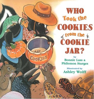 Who Took the Cookies from the Cookie Jar? by Bonnie Lass