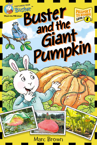 Postcards from Buster: Buster and the Giant Pumpkin (L1)
