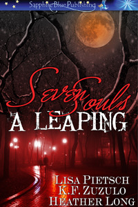 Seven Souls A Leaping by Lisa Pietsch