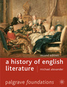 A History of English Literature (Palgrave Foundations)