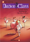 Dance Class: A Funny Thing Happened on the Way to Paris... (Dance Class, #4)