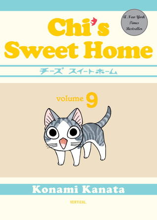 Chi's Sweet Home, Volume 9