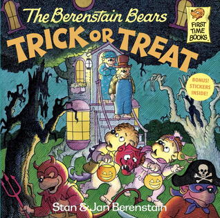 The Berenstain Bears Trick or Treat by Stan Berenstain