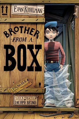 Brother from a Box by Evan Kuhlman