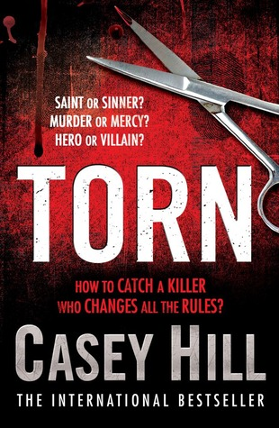 Torn (CSI Reilly Steel, #2)