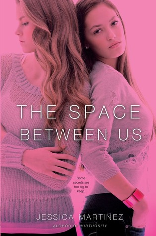 The Space Between Us by Jessica Martinez