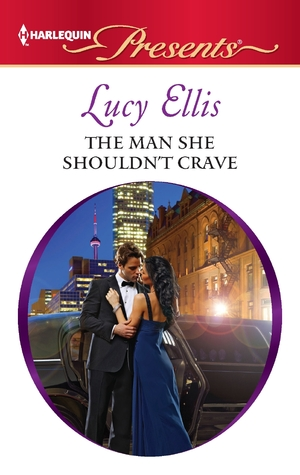 The Man She Shouldn't Crave by Lucy  Ellis