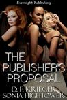 The Publisher's Proposal (Daring Desires, #2)