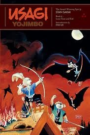 Usagi Yojimbo, Vol. 5: Lone Goat and Kid (Usagi Yojimbo, #5)